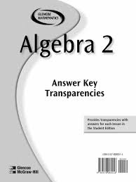 algebra 2 answer key pdf slope equations