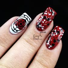 target my heart u0027 valentine u0027s day nail design lucy u0027s stash