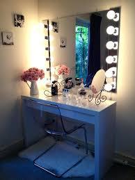 lights for vanity table vanities black makeup vanity with lights image of makeup vanity