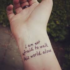 quotessong quote tattoos quote tattoos for hak660 com