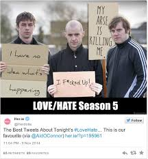 Love Hate Meme - why was everyone making rape jokes after the love hate finale