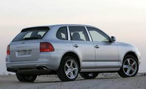 2006 Porsche Cayenne S - 2006 porsche cayenne turbo s related infomation specifications