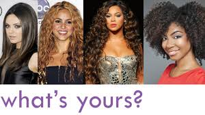 Hair Types by What Is Your Hair Type