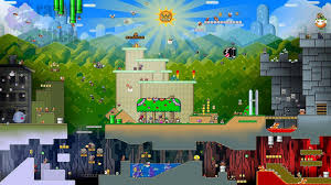 Paper Mario World Map by Super Mario Hd Wallpapers Group 86