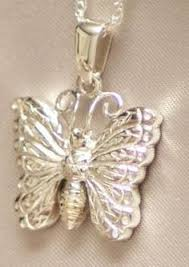jewelry to hold ashes urns for ashes jewelry cremation jewelry butterfly to hold ashes