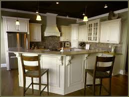 Kitchen Floor Ideas With Dark Cabinets Kitchen Black And White Kitchen Floor Dark Cabinets With Wood
