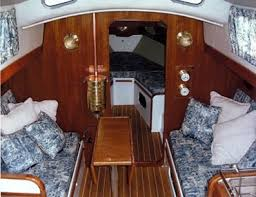 Sailboat Interior Ideas 81 Best Boat Interior Ideas Images On Pinterest Sailboat