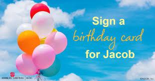 let u0027s make hallee u0027s 19th birthday amazing american greetings blog