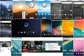 android device history the updated history of android ars technica