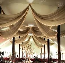 ceiling draping wedding decoration cloth best ceiling draping ideas on ceiling