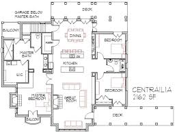 House Plans With Open Floor Plan by Open Floor Ranch House Plans Adorable Open Concept House Plans