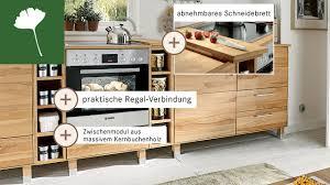 modulküche ikea massivholz modulküche culinara besonderheiten
