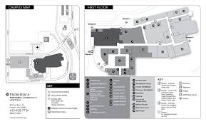Michigan Campus Map by Campus Maps Promedica Fostoria Community Hospital