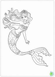 mermaid printable coloring pages free coloring