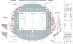 Stadium Floor Plans Amex Seat Map