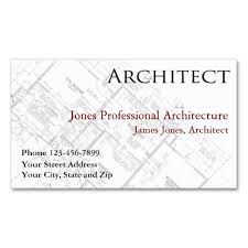 wonderful ideas of architecture business cards with architect