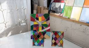 stained glass windows for kitchen cabinets stained glass studio decorative and stained glass windows