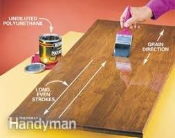 How Do You Polyurethane Hardwood Floors - how to apply polyurethane family handyman