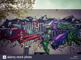 new avengers stock photos new avengers stock images alamy avengers super heros graffiti streetart wallpainting manhatten new york usa