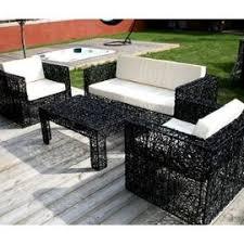 canape de jardin pas cher stunning salon de jardin resine filaire gallery amazing house