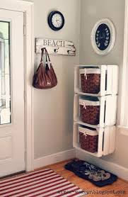 Making Wooden Shelves For Storage by 25 Best Wood Crate Shelves Ideas On Pinterest Crates Crate