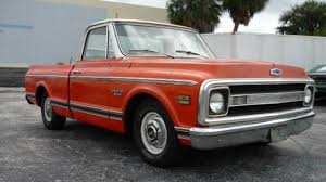 electric truck for sale 1970 chevrolet c k trucks classics for sale classics on autotrader