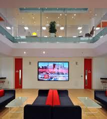 bureaux modernes vue rackspace2 entreprise company bureau moderne