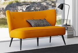 petit canapé design la banquette fifties ou petits canapés rétro banquettes canapes