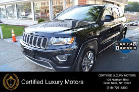 2014 blue jeep grand cherokee 2014 jeep grand cherokee limited stock 8197 for sale near great