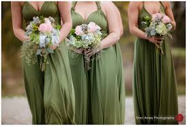 moss green bridesmaid dresses mountain wedding archives a swanky affair