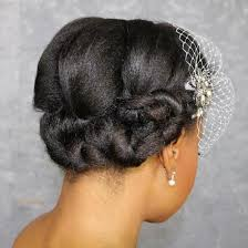 natural hair updo for 50 women 50 superb black wedding hairstyles short natural hair updo and
