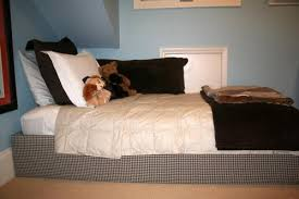 diy chic and cheap upholstered bed that u0027s vandy