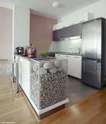 meuble de cuisine en verre habillage meuble cuisine superbe meuble salle de bain