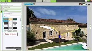 voile d ombrage enroulable logyshadesail le logiciel pour la voile d u0027ombrage youtube