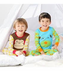 skip hop zoojamas kid pajamas 2t