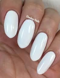 ehmkay nails born pretty peel off white nail polish review