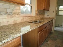 Best  Granite Backsplash Ideas On Pinterest Kitchen Cabinets - Tile backsplashes with granite countertops
