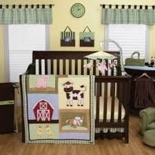Crib Bedding Set With Bumper Country Crib Bedding Sets Foter