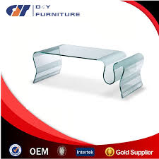 curved glass table curved glass table suppliers and manufacturers