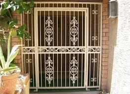 Security Patio Door Iron Security Doors Eulanguages Net