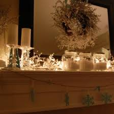 Images Of Mantels Decorated For Christmas Images Of Mantels Decorated For Christmas Christmas Lights Card