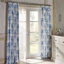 Blue Toile Curtains Toile Curtains 100 Images Interior Awesome Pattern Toile