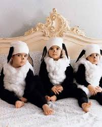 Toddler Lamb Halloween Costume