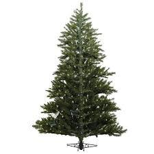 half christmas tree vickerman minnesota pine westbrook 6 5 green artificial half