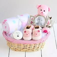 newborn gift baskets deluxe girl new baby gift basket newborn baby baby shower