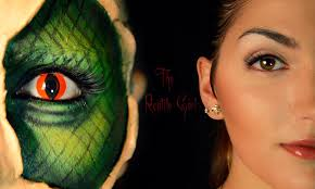 Youtube Halloween Makeup by Halloween Makeup Tutorials 2013 The Reptile Youtube