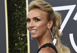 giuliana rancic thinning hair giuliana rancic acted like a total diva during 2018 golden