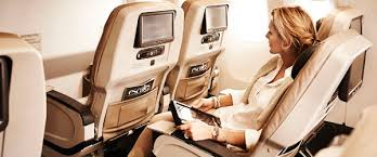 siege business air confort class air austral economy premium class on haul flights