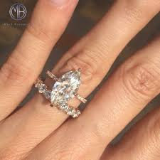 best 25 marquise wedding rings ideas on marquise ring