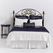 Headboard Wall Decal Bed Grill Style Vinyl Wall Decal Modern Headboard Wall Art Sticker
